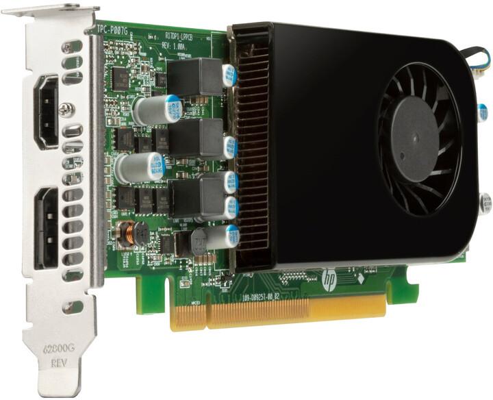 HP Radeon RX-550X, 4GB GDDR5