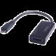 PremiumCord MHL (micro USB/HDTV) adaptér na HDMI