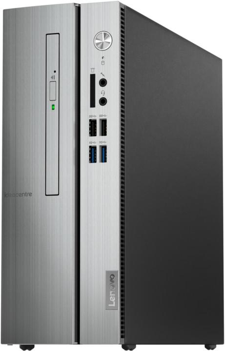 Lenovo IdeaCentre 510S-07ICB, černá