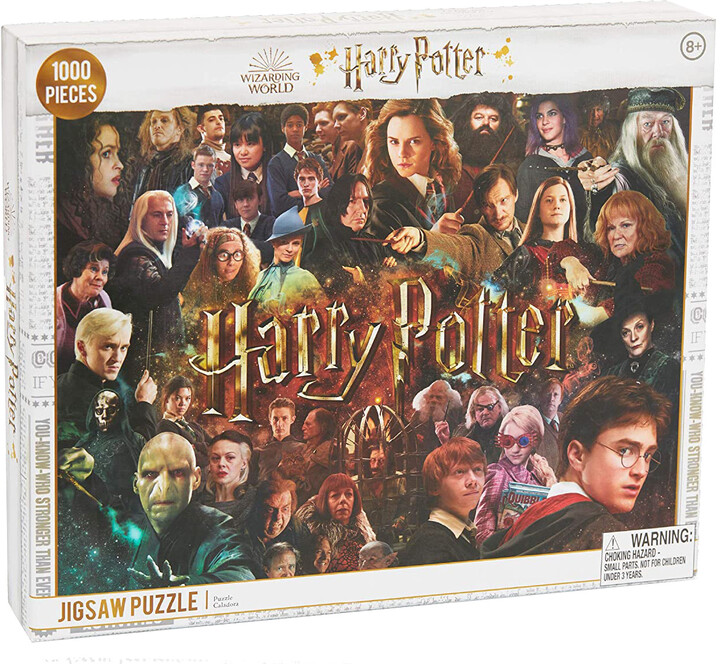 Puzzle Harry Potter - Movie Collage