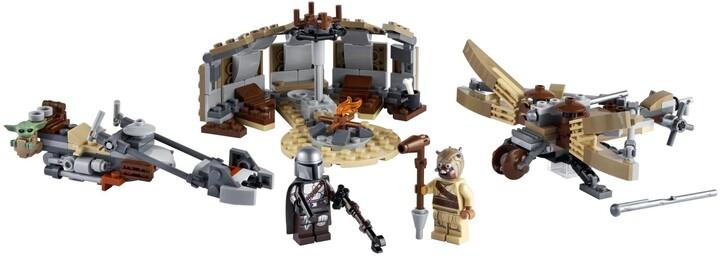 LEGO Star Wars™ 75299 Potíže na planetě Tatooine
