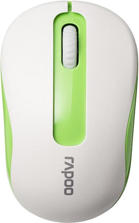Rapoo M10, zelená