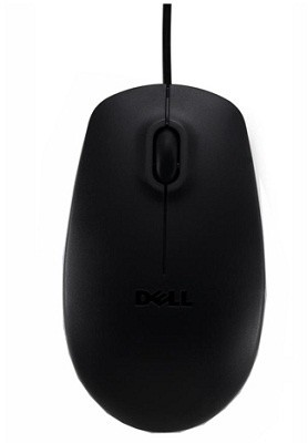 Dell optická USB, černá