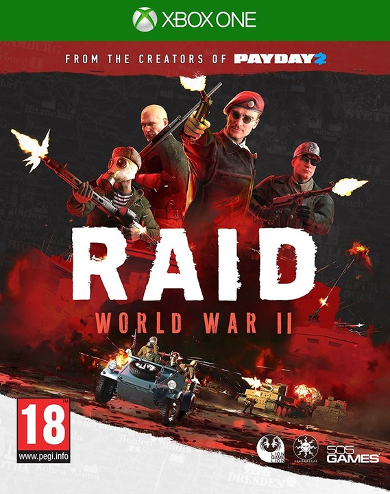 RAID: World War II (Xbox ONE)