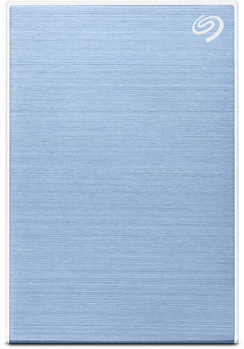 Seagate One Touch Portable - 5TB, světle modrá