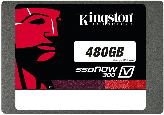 Kingston SSDNow V300 - 480GB Upgrade Bundle Kit