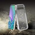 SBS pouzdro Shock Impact pre Samsung Galaxy S10+, transparentní