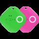 FIXED Key finder Smile s motion senzorem, DUO PACK, zelená + růžová  + Nakupte alespoň za 2 000 Kč a získejte 100Kč slevový kód na LEGO (kombinovatelný, max. 1ks/objednávku)