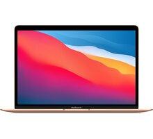 Apple MacBook Air 13, M1, 16GB, 256GB, 7-core GPU, zlatá (M1, 2020) Servisní pohotovost – vylepšený servis PC a NTB ZDARMA + Apple TV+ na rok zdarma