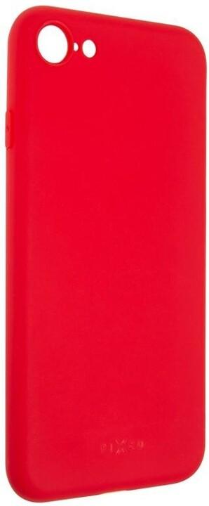 FIXED Story zadní pogumovaný kryt pro Apple iPhone 7/8/SE (2020), červená