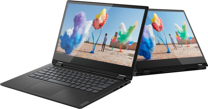 Lenovo IdeaPad C340-14IML, černá + dotykové pero