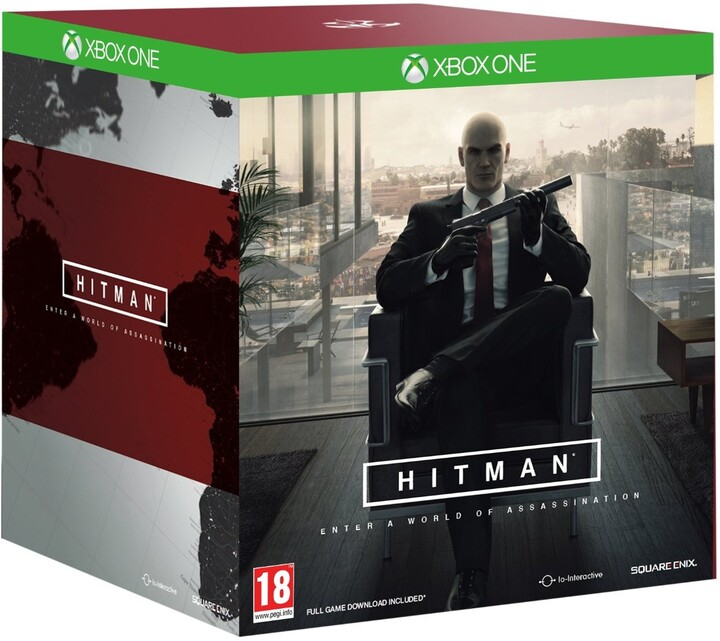Hitman: Collector's Edition (Xbox ONE)