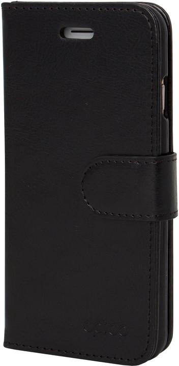 EPICO FLIP CASE ochranné pouzdro pro Samsung Galaxy S7 Edge, černé
