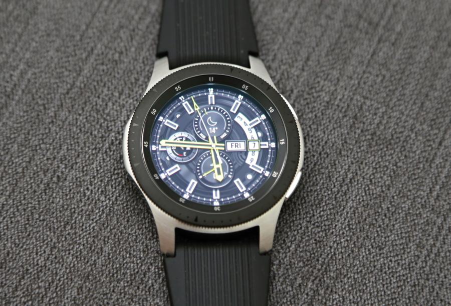 c94c1729462 Recenze  Samsung Galaxy Watch – elegán s hromadou funkcí